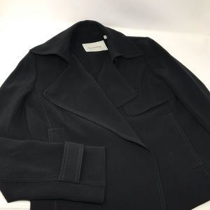 Aritzia Babaton open front jacket